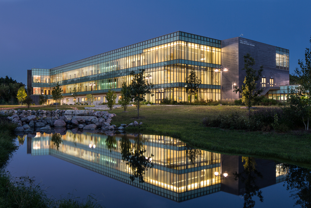 Karl J. Jacobs Center for Science and Math, Rock Valley College - Rockford, Illinois