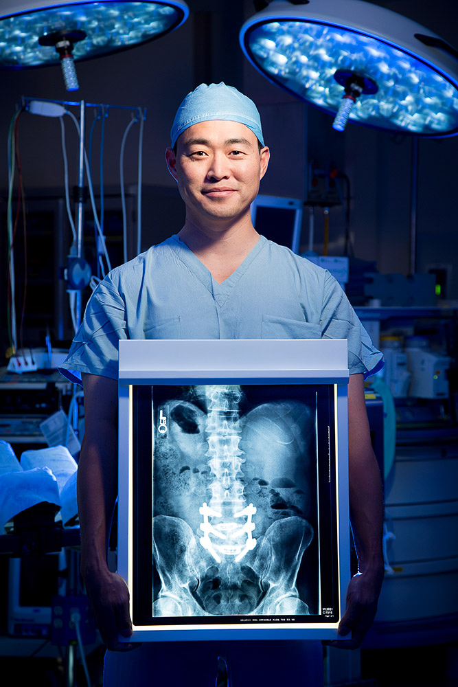 Dr. Micheal Roh - Spine Surgeon