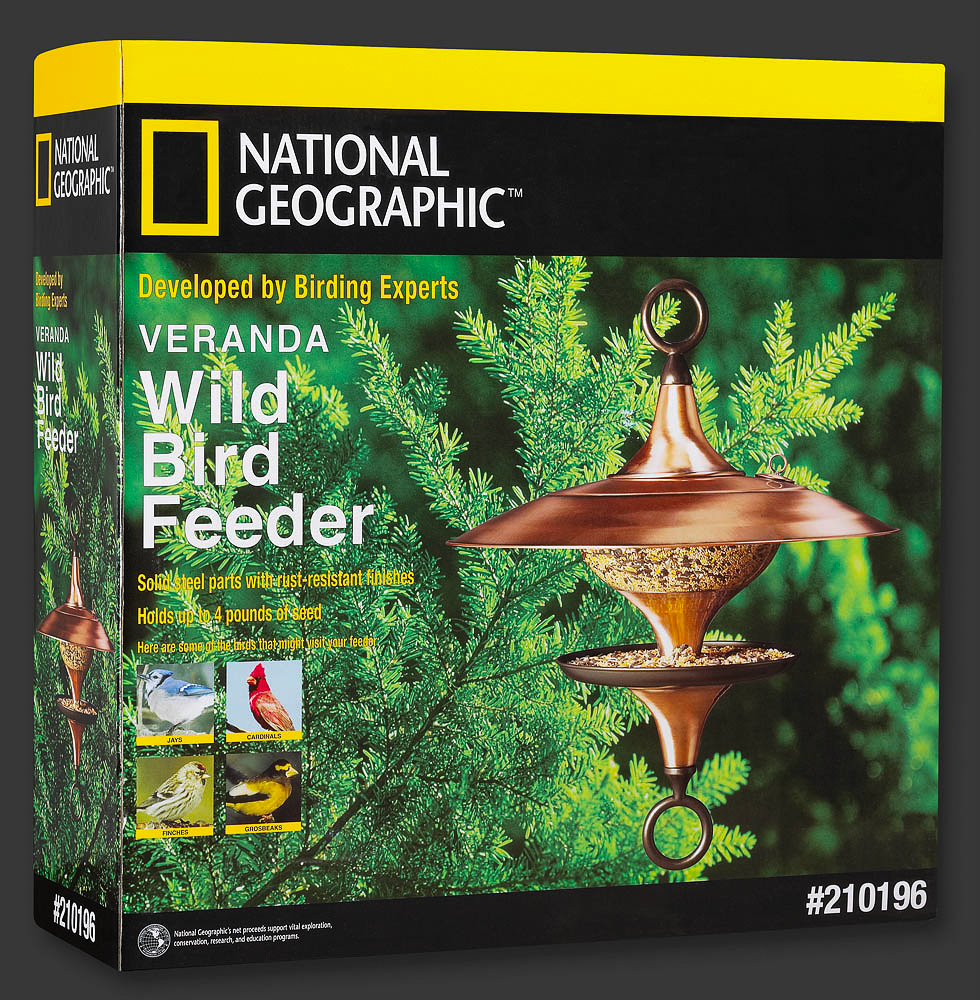 Product photography for National Geographic