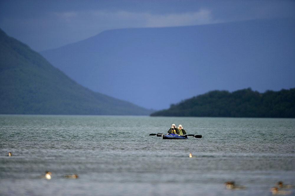 Kayaking the Wilderness