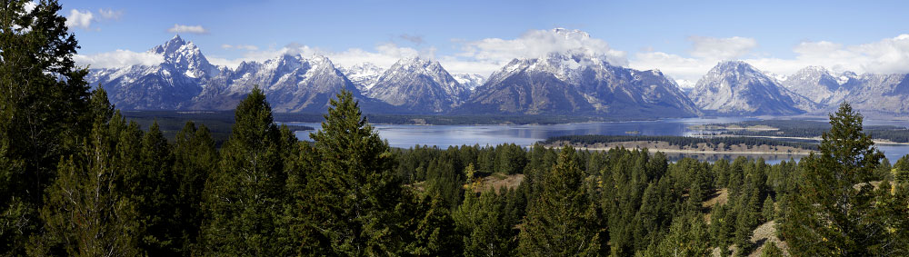 Tetons from the Other Side