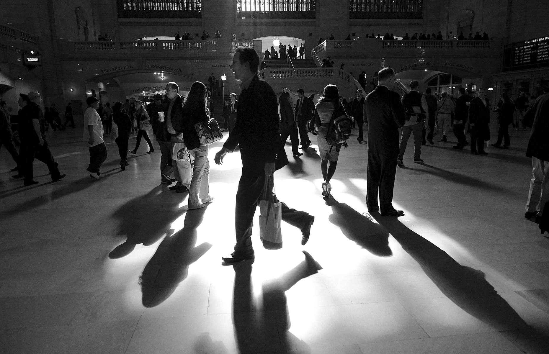 Grand Central Terminal - September, 2013