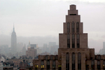 Criminal Courts Building / Empire State Building