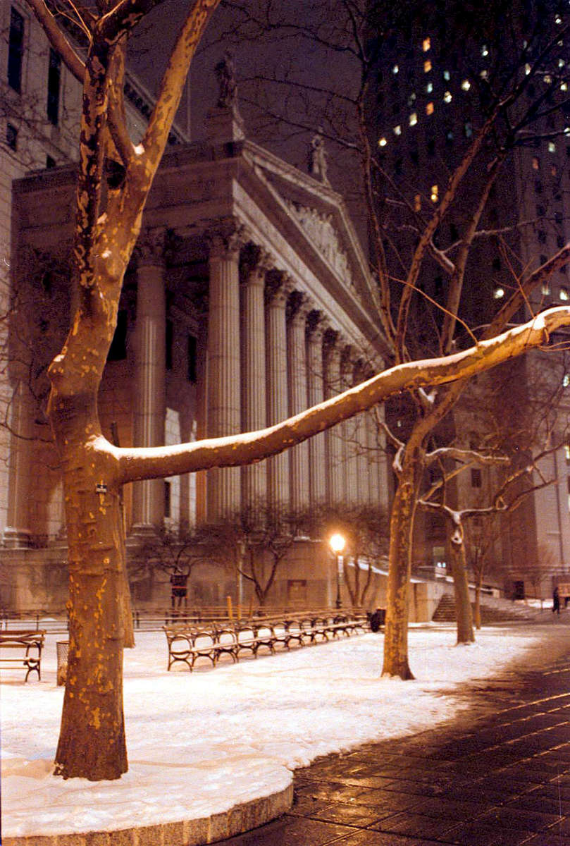 State Supreme Court, 60 Centre Street - January, 2003