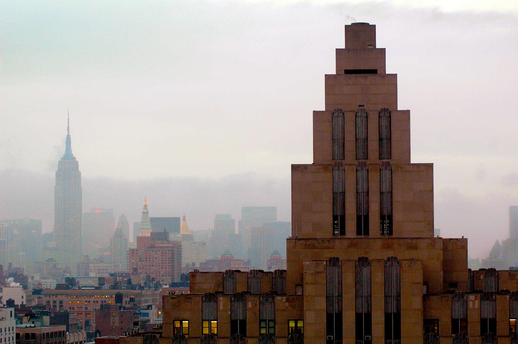 Criminal Court Building, 100 Centre Street - November, 2005