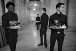 Waiters - New York Public Library Event
