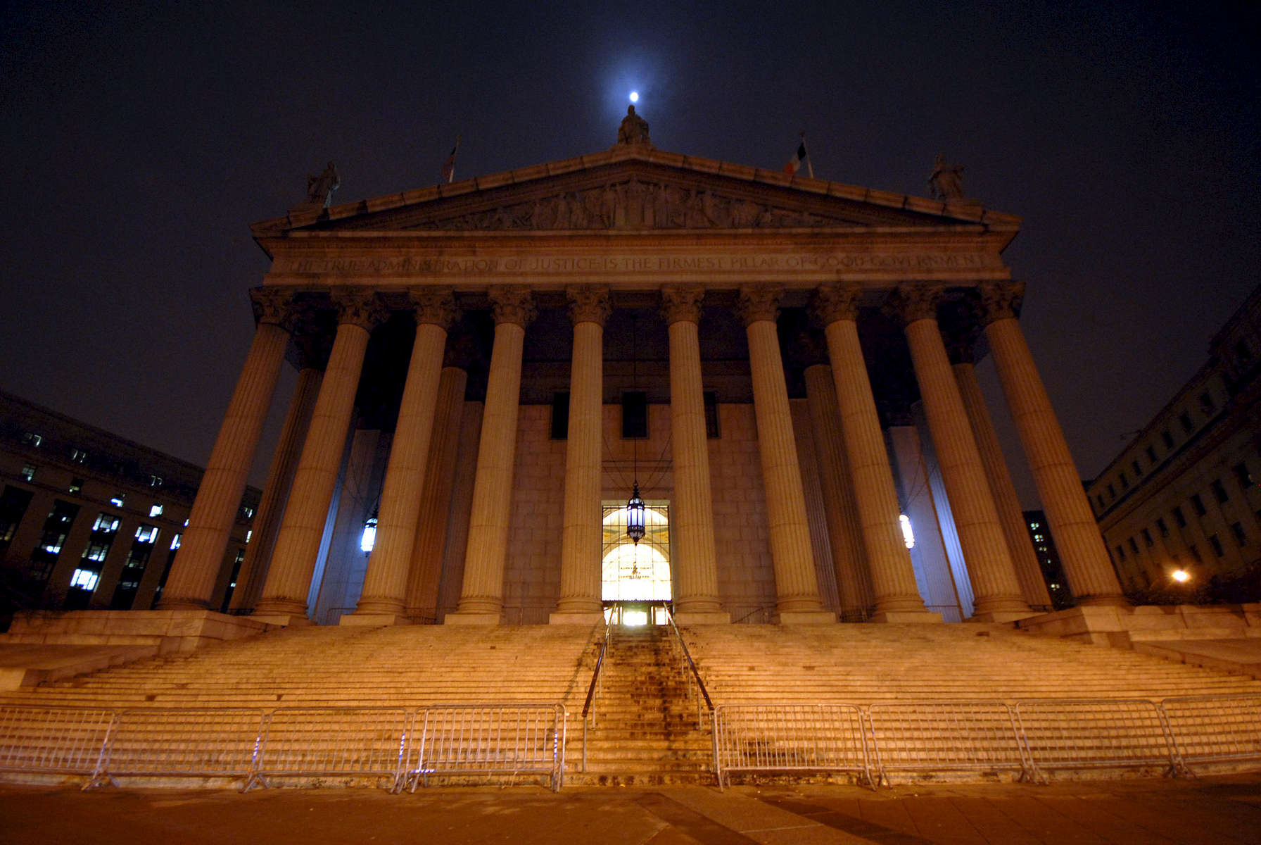 Manhattan State Supreme Court