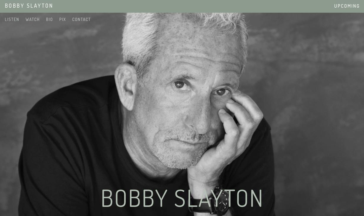 Bobby Slayton - Comedian