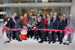 Ribbon Cutting of Fordham Law School's New Building