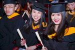 Fordham Graduate School of Business - 2016 Commencement - Beacon Theatre, NYC