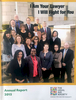 Legal Aid Society of New York Annual Report Cover 2015