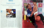 Rehab Management Magazine Story on the Rusk Center, NYC