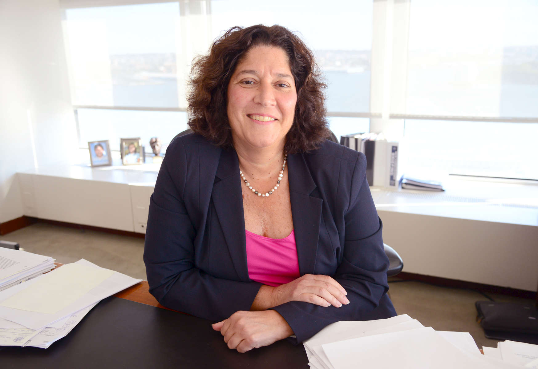 Maria Vullo - Superintendent of the New York State Department of Financial Services