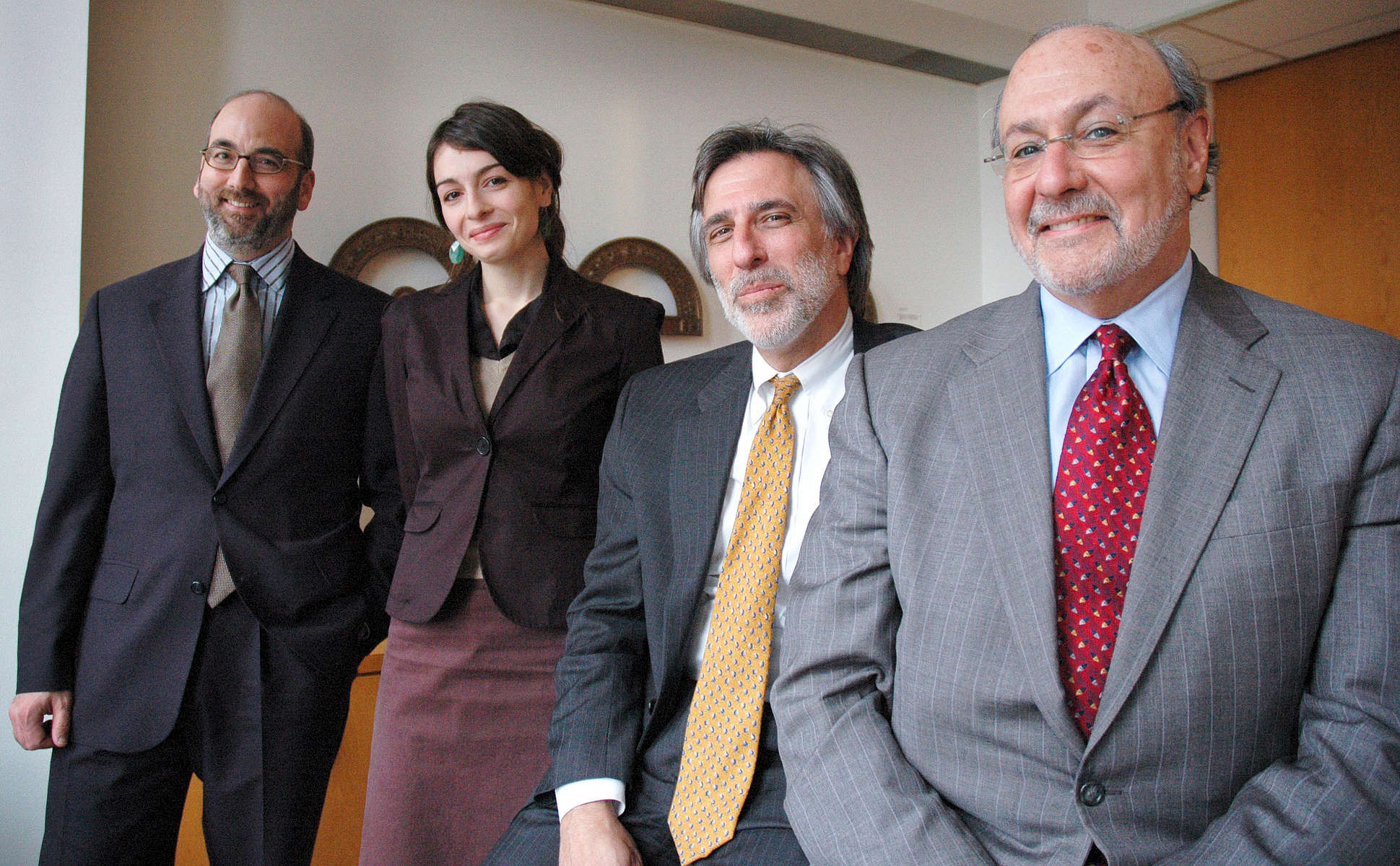 Mitchell Korbey, Jennifer Dickson, Richard Bass, Mark A. Levine - Herrick Feinstein