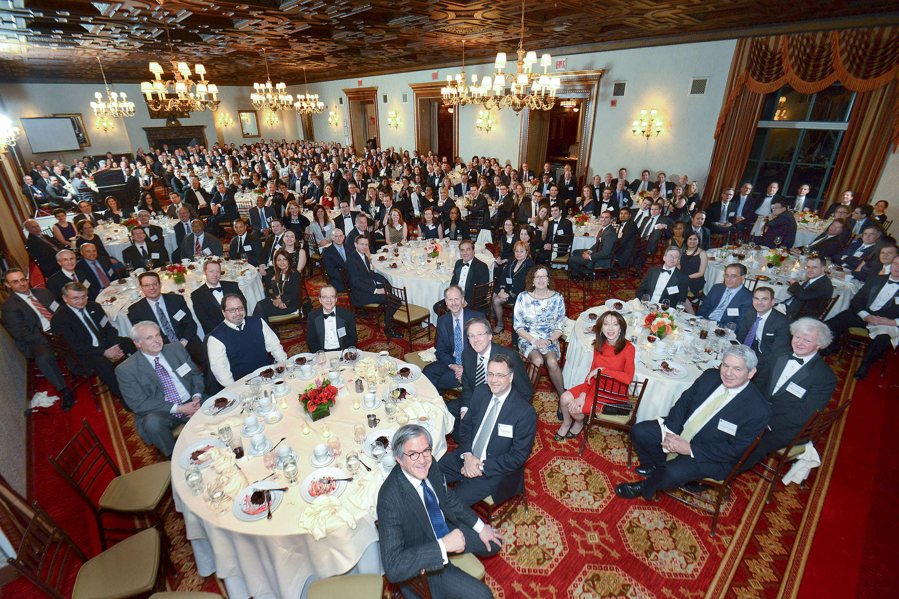 The Eastern District Association of current and former members of the U.S. Attorney's Office for the Eastern District of New York annual dinner.