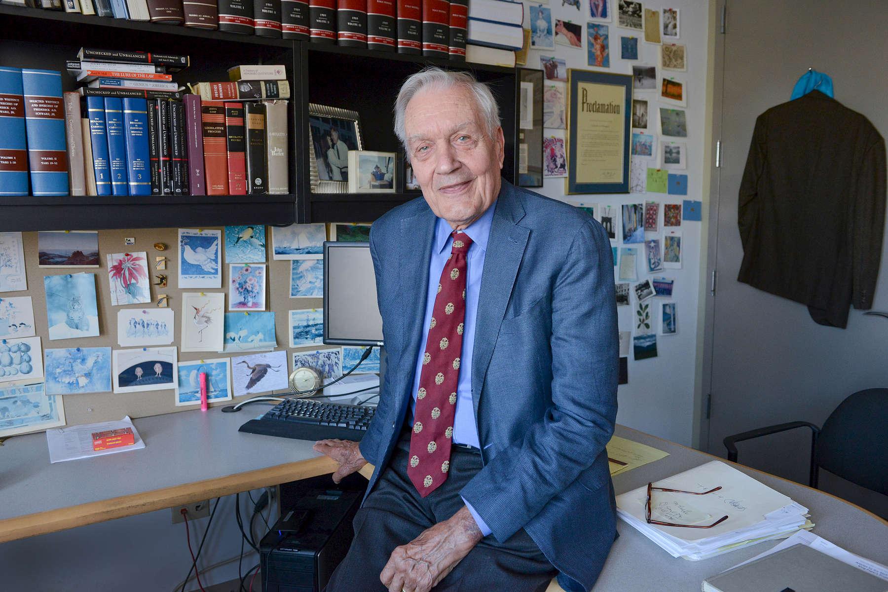 Frederick A.O. Schwarz Jr. - Brennan Center for Justice