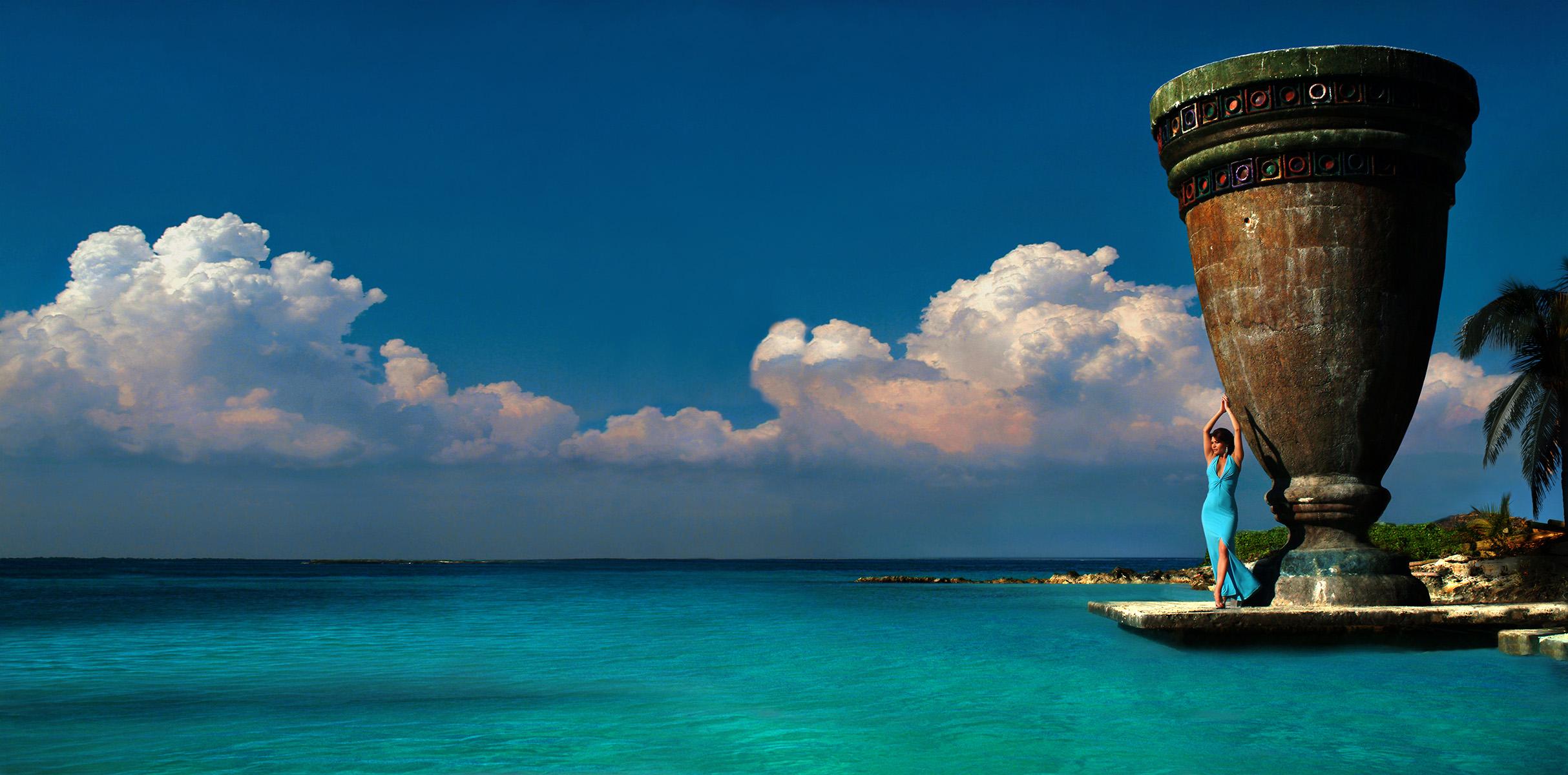 Gaia Bahamas Blue