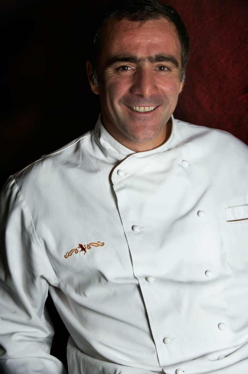 chef Gianmaria Zanotti