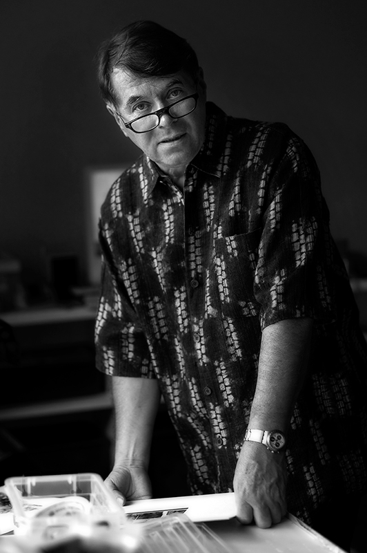 Peter Delahaye, artist