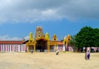 Jaffna.Koneswaram temple is one of the biggest Hindu temple in Sri Lanka.