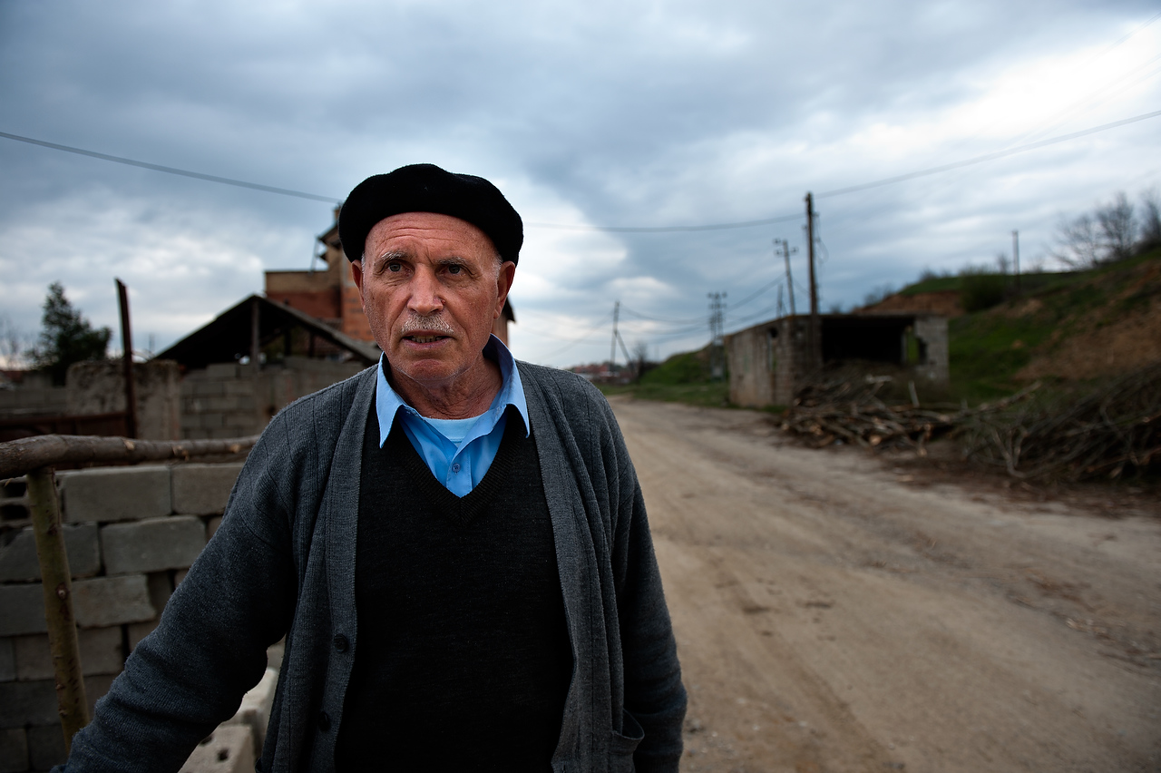 Krusha e Madhe, KosovaShaban Krasniqi is among few who survived attack of the Serbian forces on their village between 25 and 27th March 1999. He remembers still vividly when serbian forces surrounded village of Krusha e Madhe and killed 241 villagers in one day.On 27th March 2008 survivors and their families participated in the  commemoration to mark  ninth anniversary since Serbian forces massacred hundreds of innocent women, children and elderly in the village of Krusha e Madhe in 1999.