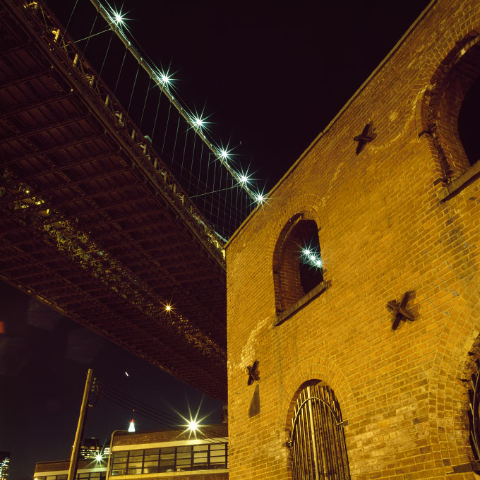 <i>Tobacco Inspection Warehouse-1</i>Dumbo, Brooklyn, NY 2007