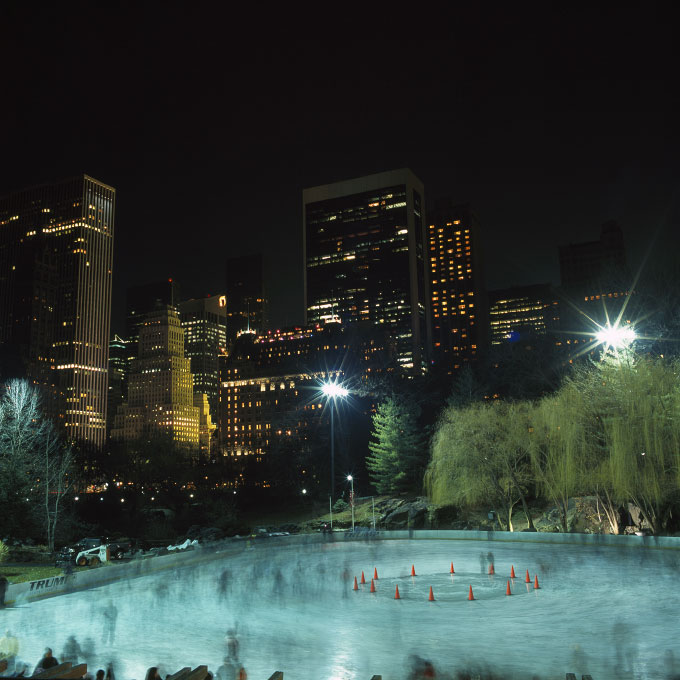Wollman Rink-1Central Park, New York 2008