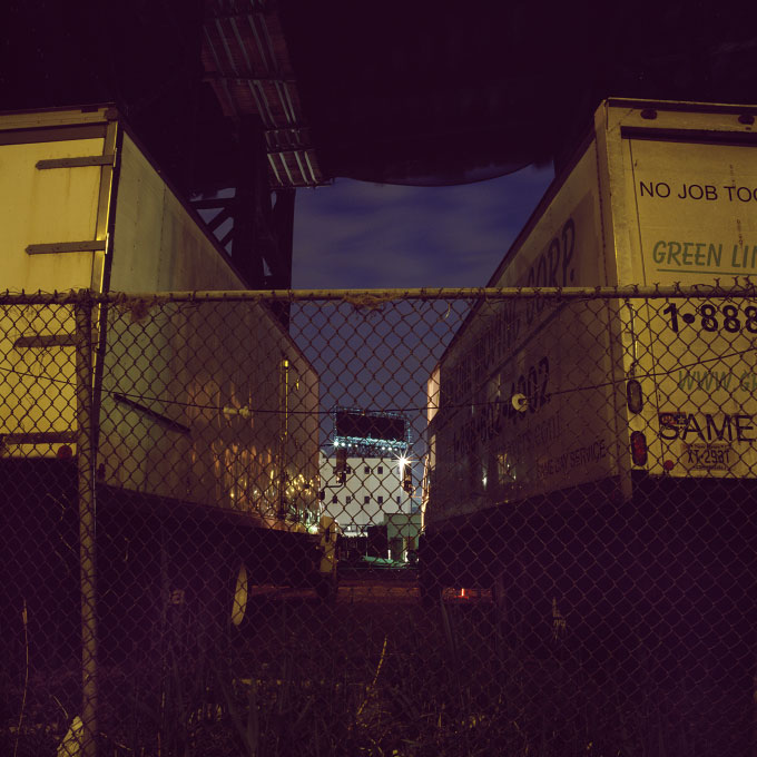 Green Line Moving TrailersGowanus, Brooklyn, NY, 2011