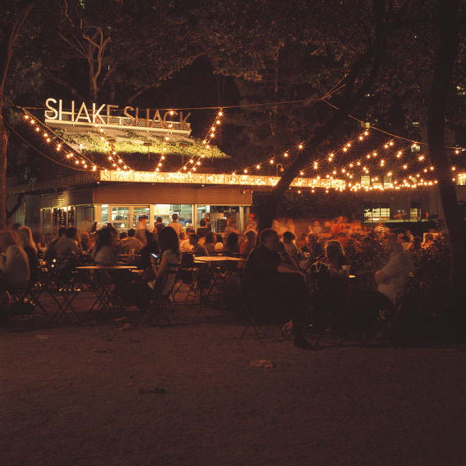 Madison Square Shake Shack-2New York, NY 2011