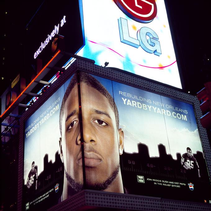 LG CornerNew York, NY 2006