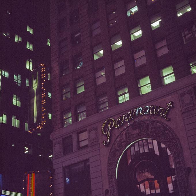 ParamountNew York, NY, 2006