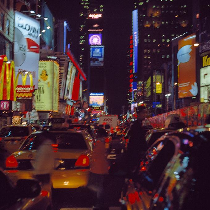 Broadway SqueezeNew York, NY, 2006