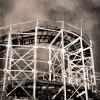 Thunderbolt Study.2Coney Island, NY 1999