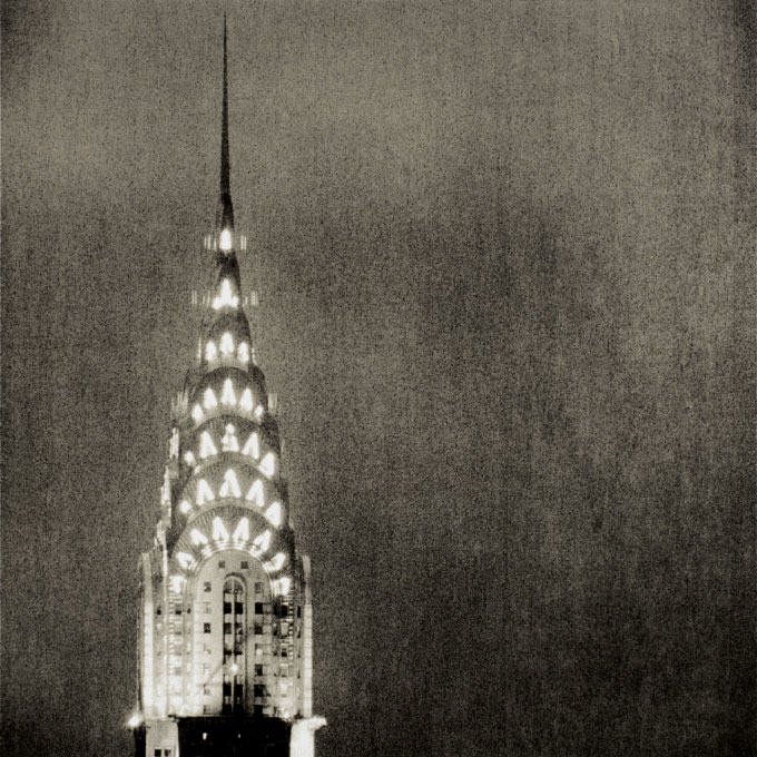 Chrysler Building Study.1New York, NY 1999