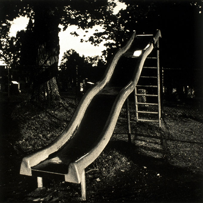 Slide By NightWoodstock, NY 1997