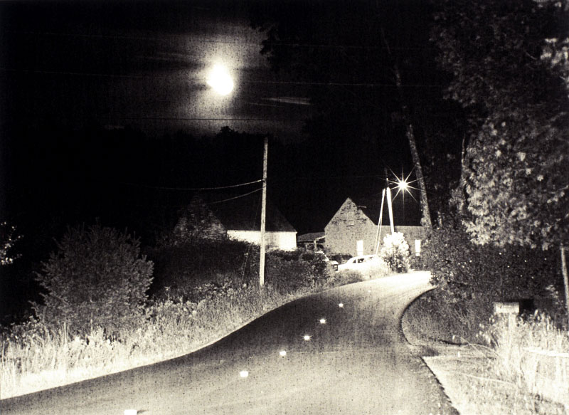 Country Road, Rockport, Maine 1999
