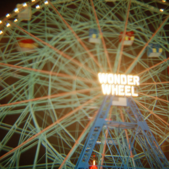 Wonder Wheel-3Coney Island, Brooklyn, NY 2007