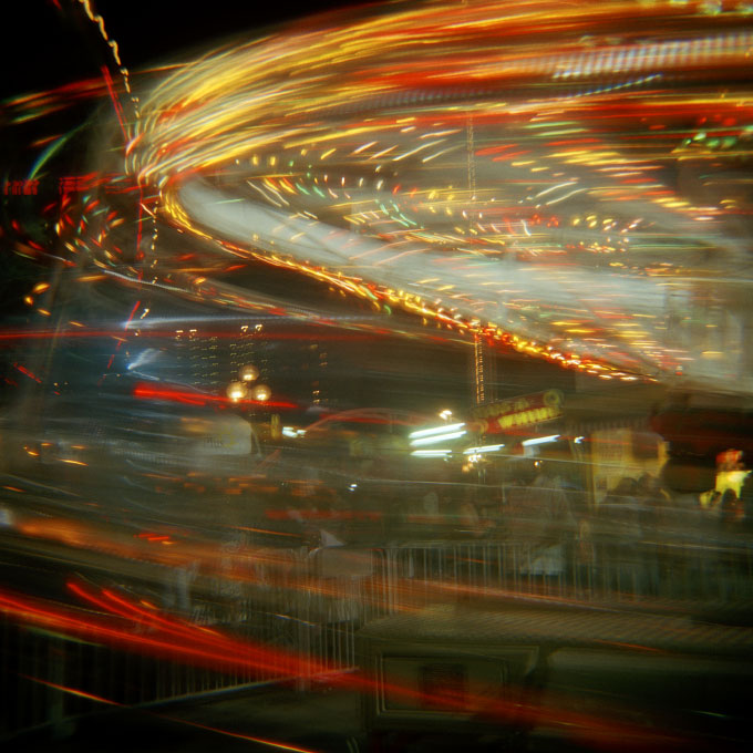 Night Time SpinConey Island, Brooklyn, NY 2007