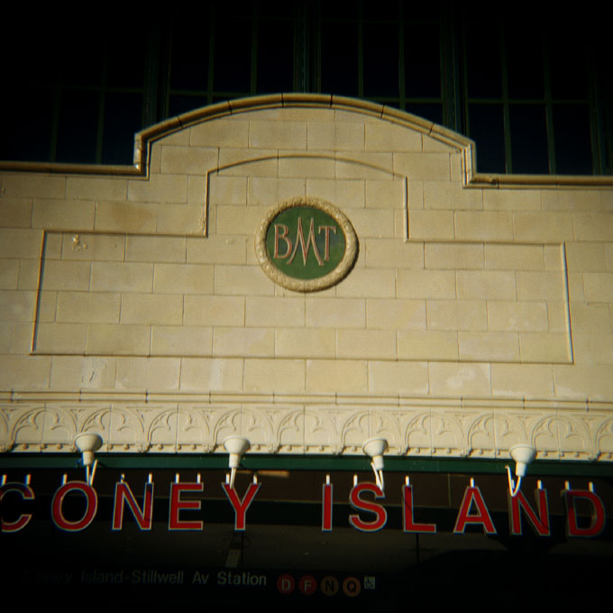 Stillwell Ave StationConey Island, Brooklyn, NY 2007