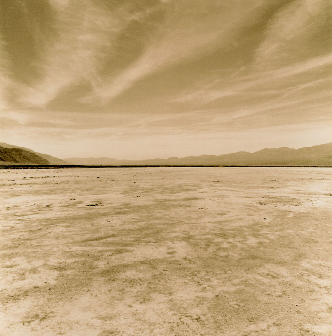Badwater Basin.5, BadwaterDeath Valley National Park, California 2003