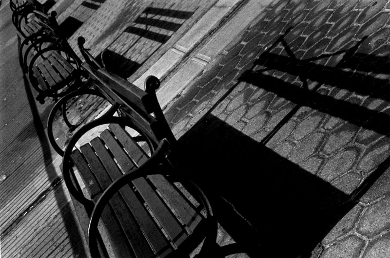 Benches, New York, NY 1993