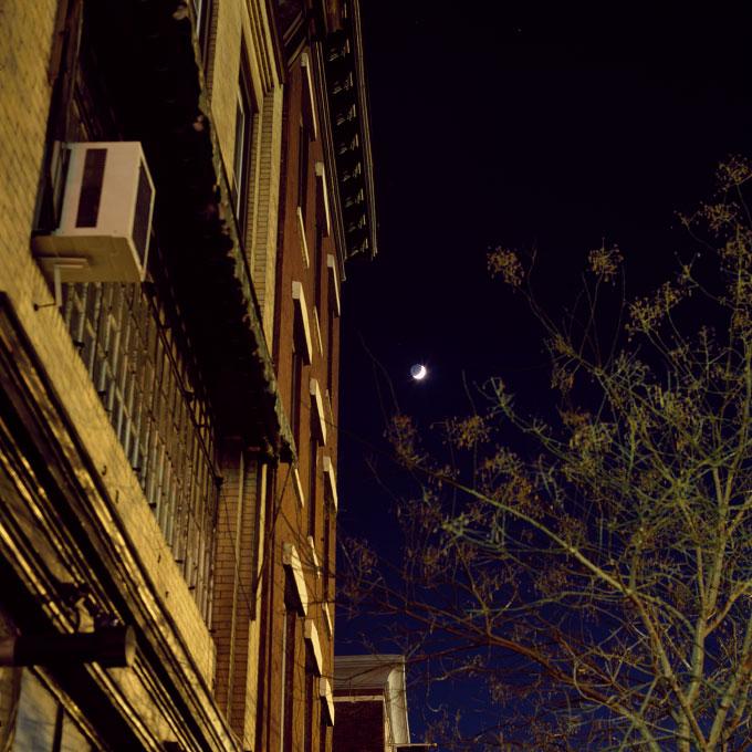 Westside EarthshineNew York, NY 2006