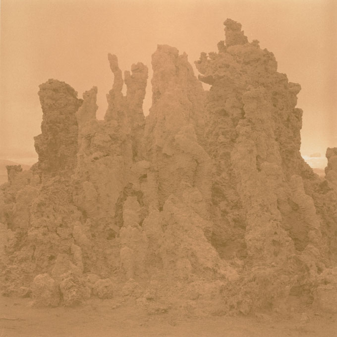 South Tufa Study.3Mono Lake, Lee Vining, California 2003