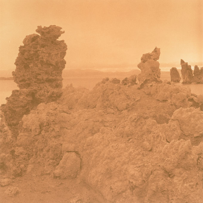 South Tufa Study.4Mono Lake, Lee Vining, California 2003