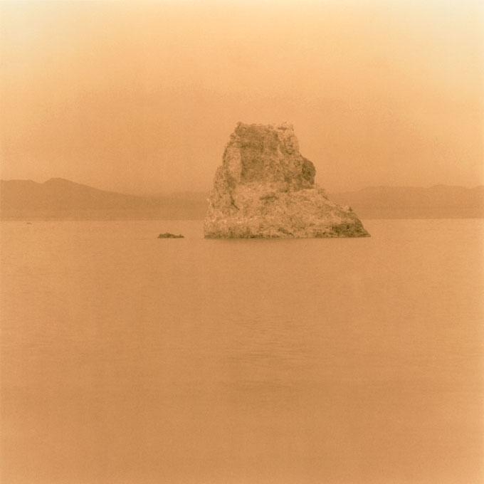 South Tufa Study.7Mono Lake, Lee Vining, California 2003