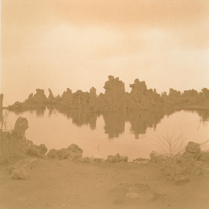 South Tufa Study.18Mono Lake, Lee Vining, California 2003
