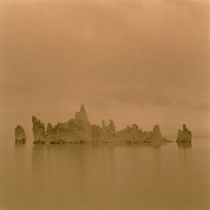 South Tufa Study.21Mono Lake, Lee Vining, California 2003