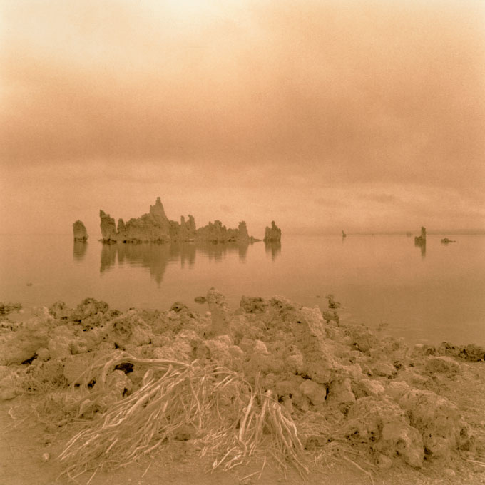 South Tufa Study.25Mono Lake, Lee Vining, California 2003