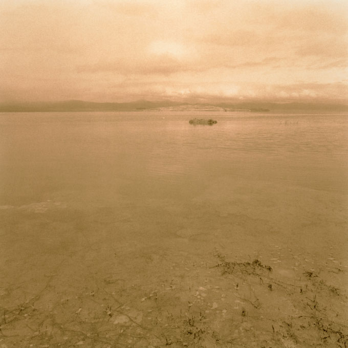 Lake Bed.3Mono Lake, Lee Vining, California 2003