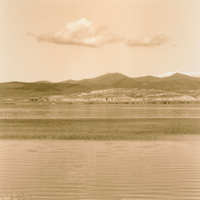 Paoha Island.1Mono Lake, Lee Vining, California 2003
